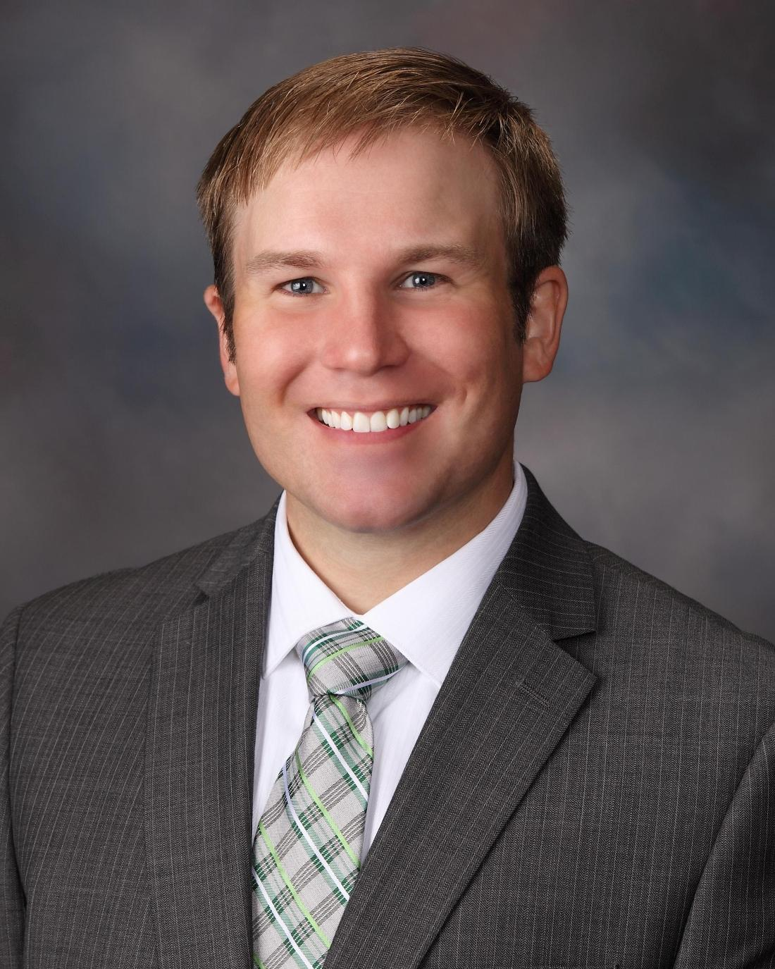 Dr. Cody Gronsten, MS, DDS