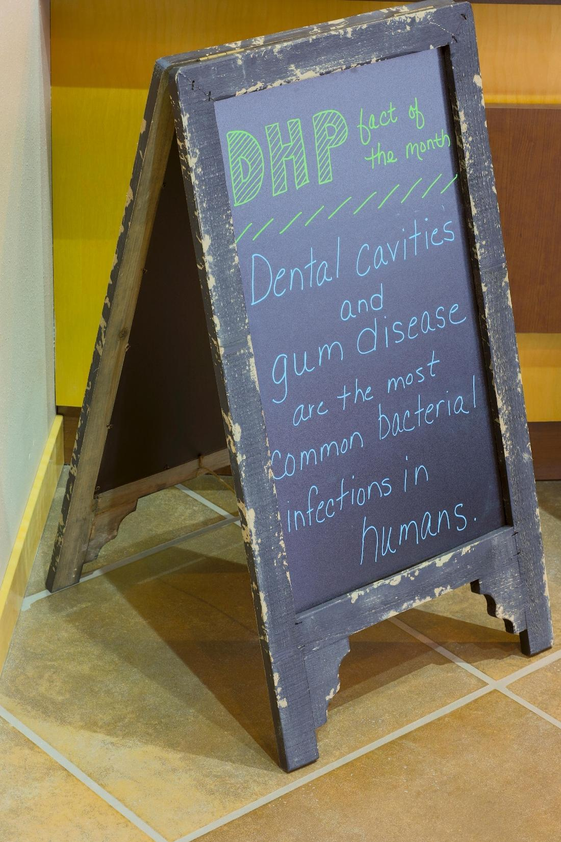 Facts of the Month at Dental Health Partners in Mitchell, SD
